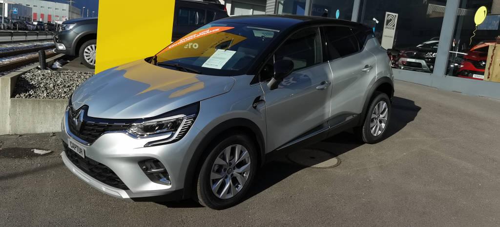 suv Renault Captur Neuer Captur INTENS TCe 140 EDC PF