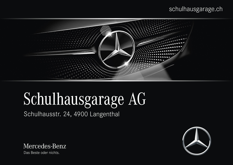 Schulhausgarage AG logo