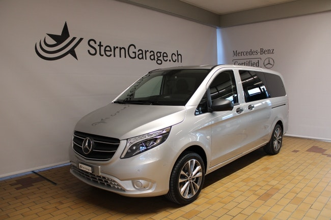 saloon Mercedes-Benz Vito 119 CD KB Tourer Sel. lang 4x4