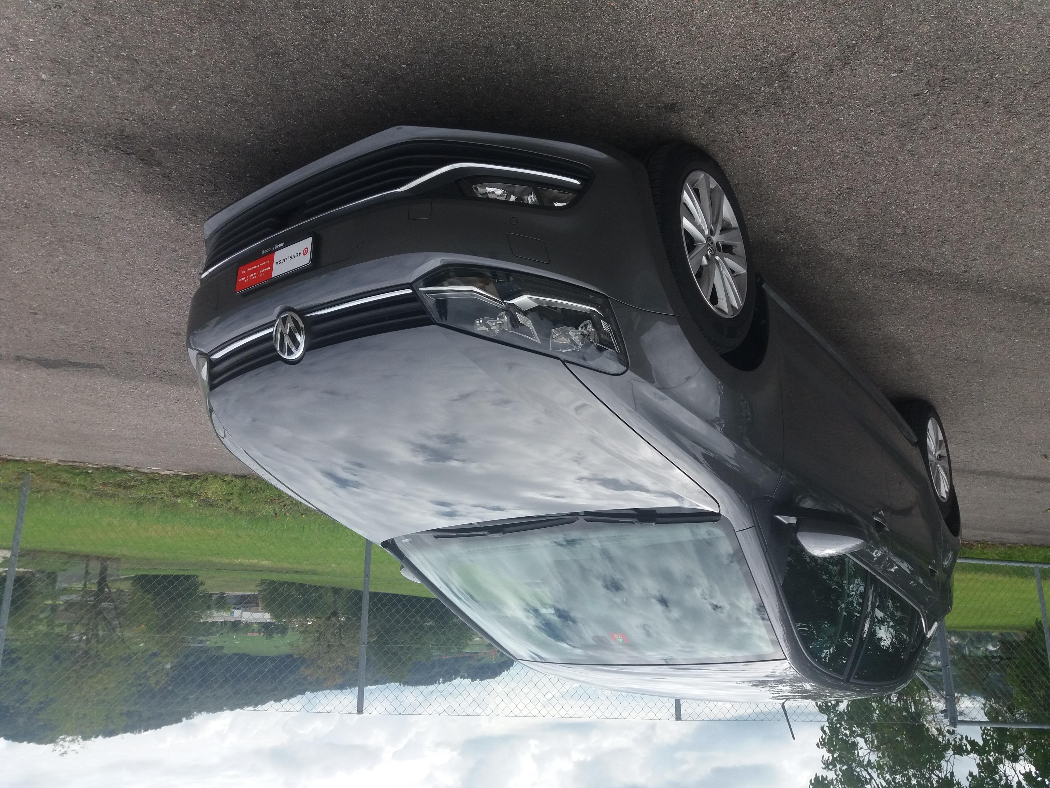 saloon VW Polo 1.2 TSI 90 BlueMT Comfl. DSG
