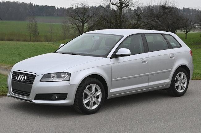 saloon Audi A3 Sportback 1.6 TDI Attraction