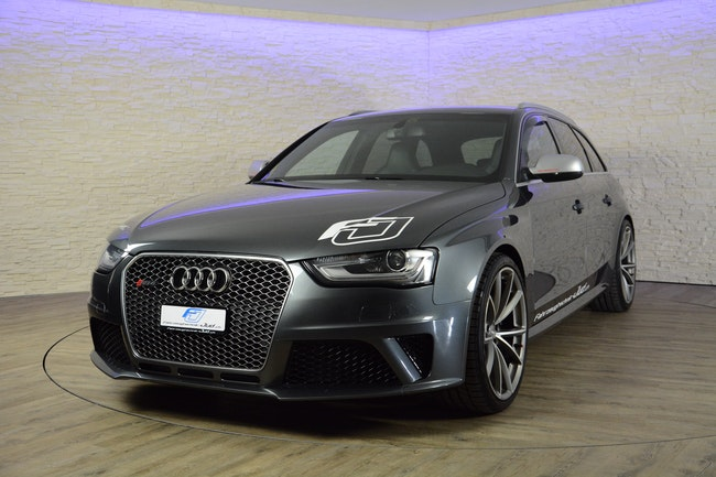 Audi S4 / RS4 RS4 Avant 4.2 FSI V8 quattro S-tronic 176'500 km 28'400 CHF - acheter sur carforyou.ch - 1