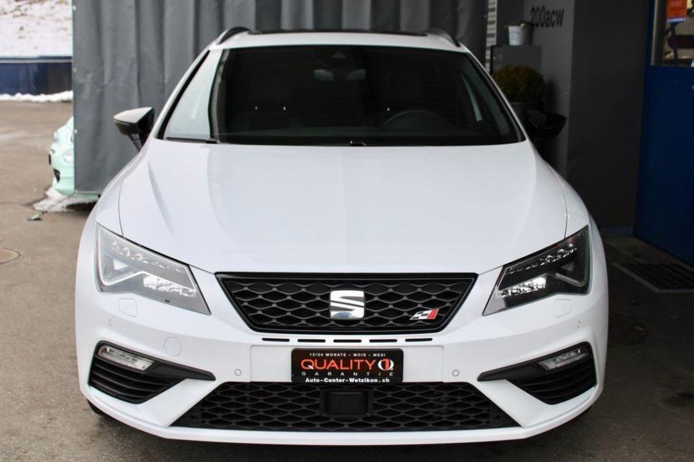 estate SEAT Leon ST 2.0 TSi Cupra 300 4D