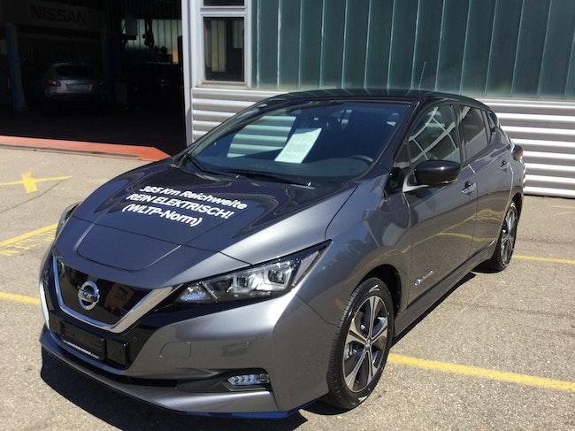 saloon Nissan Leaf e+ Tekna