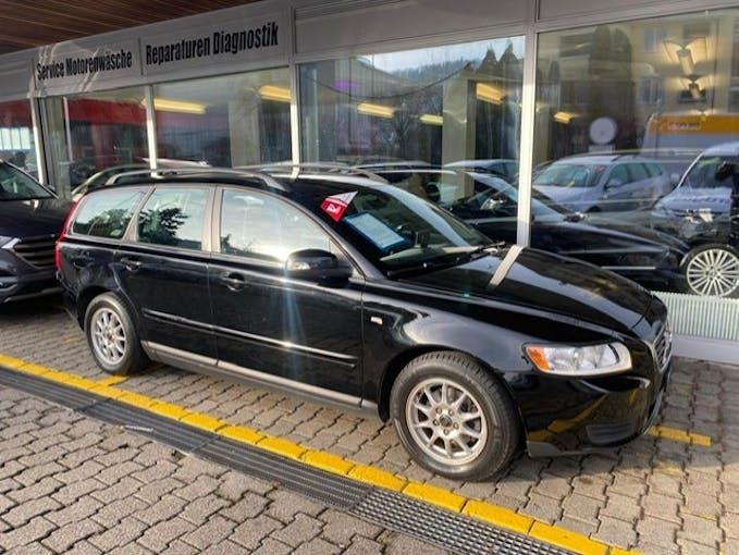 Volvo V50 1.6 D DRIVe Basis 202'330 km CHF4'300 - buy on carforyou.ch - 1