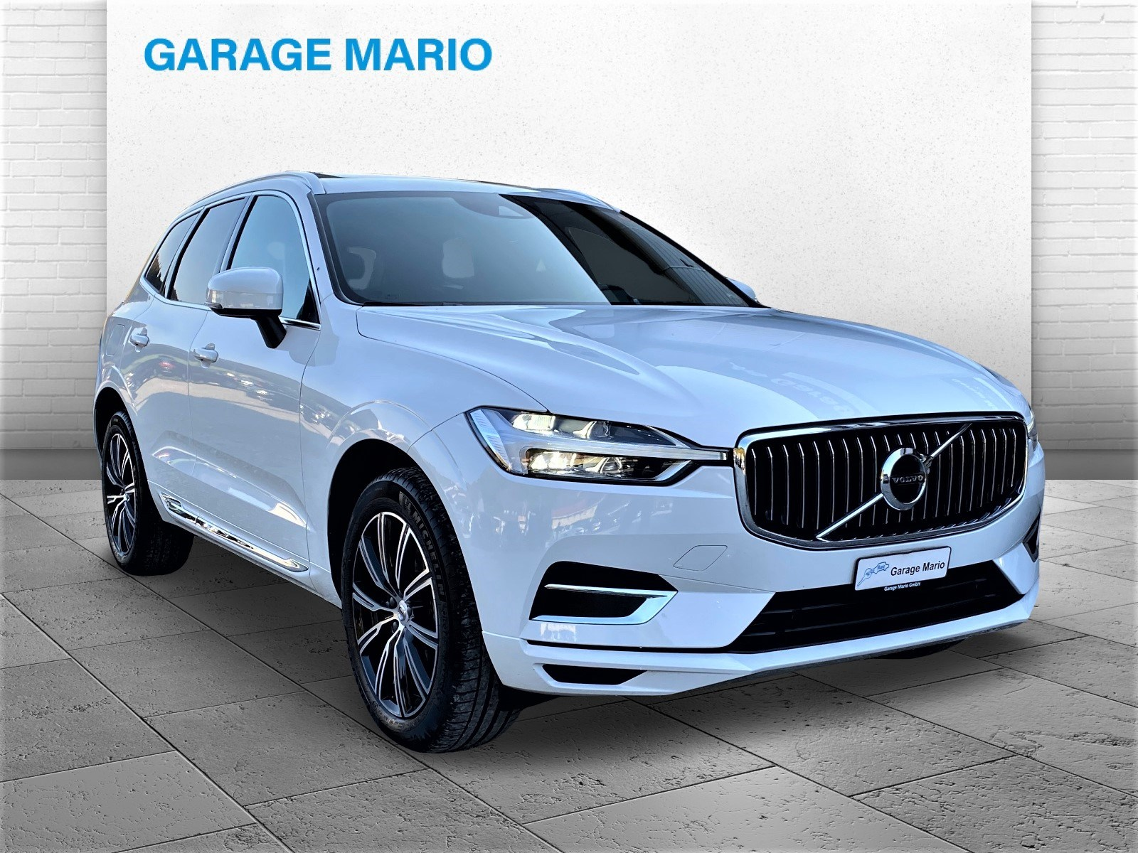 suv Volvo XC60 D5 AWD Inscription Geartronic