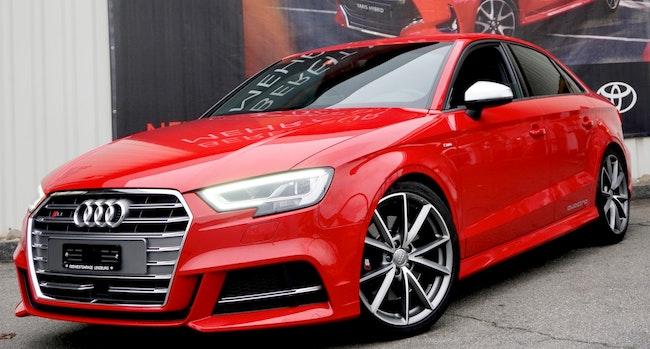 saloon Audi S3 / RS3 S3 Limousine Sedan 2.0 TFSI quattro S-tronic *19Zoll Sport - Massagefunktion - virtual cockpit**