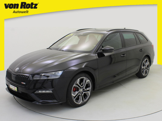 estate Skoda Octavia 2.0 TDI RS