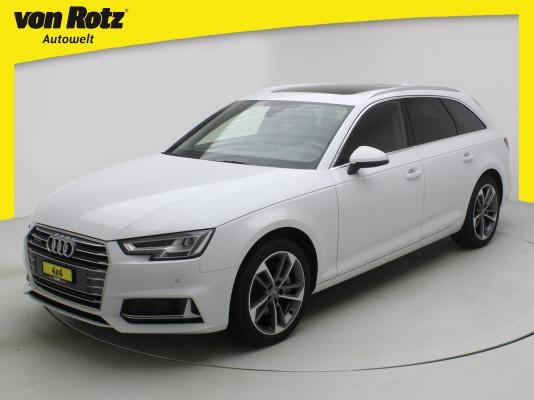 estate Audi A4 Avant 40 TDI Sport qu