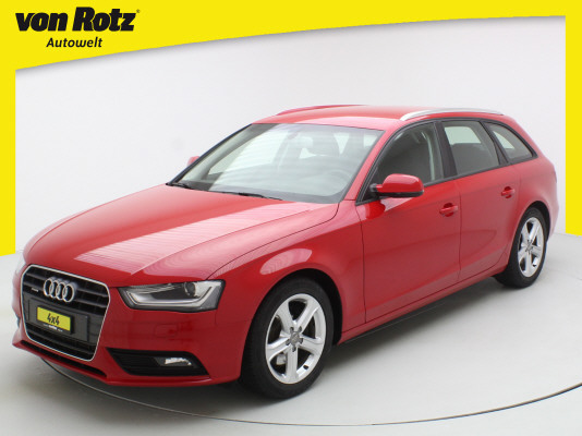 estate Audi A4 Avant 1.8 TFSI quattro