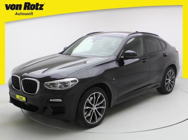 suv BMW X4 xDrive 30d M Sport X