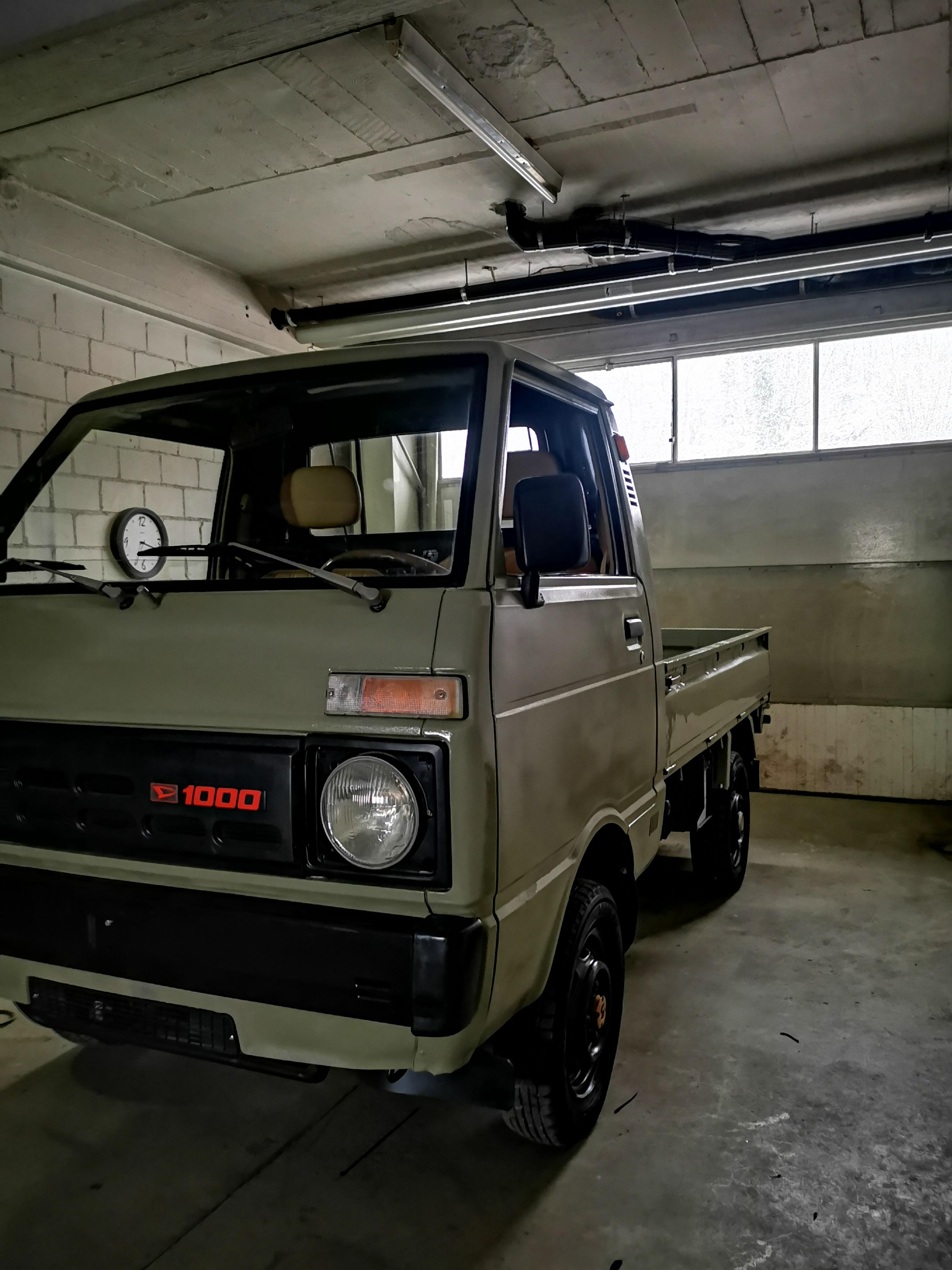 pickup Daihatsu Hijet Pick-up 1.0