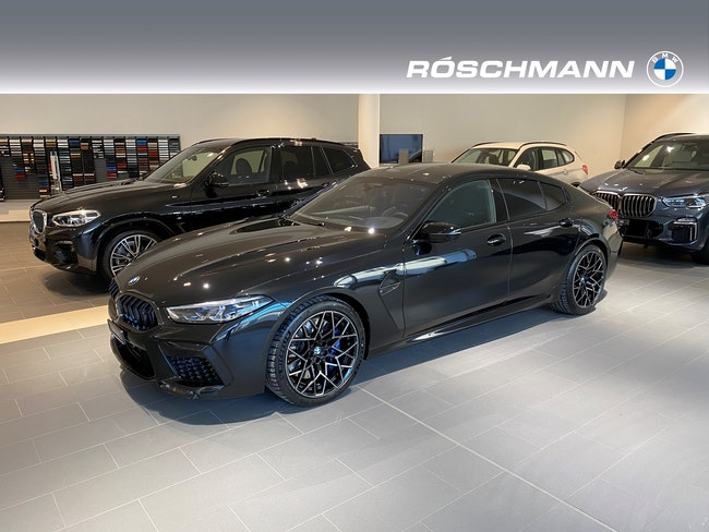 saloon BMW 8er M8 xDrive M Competition Steptronic