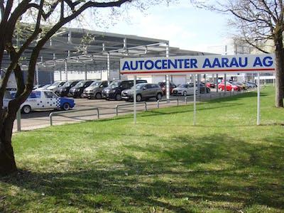 Autocenter Aarau AG logo
