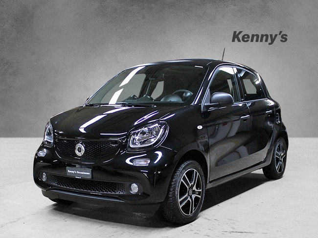 saloon Smart Forfour 90PS twinamic