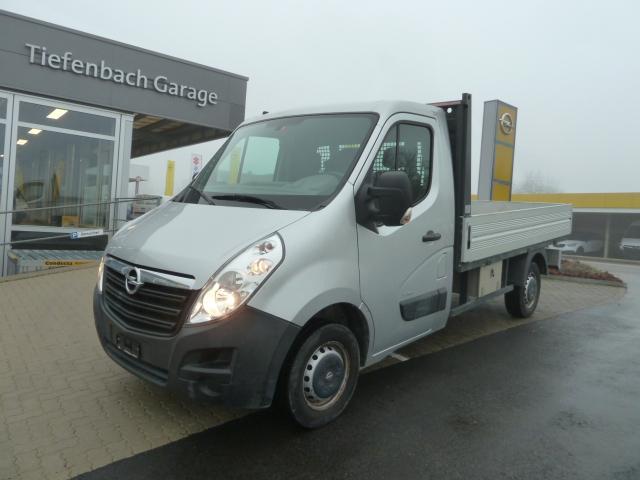 pickup Opel Movano Kab.Pup 3.5t L2 2.3 CDTI 125