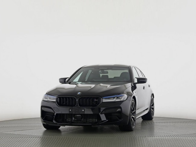 saloon BMW 5er M5 Competition xDrive