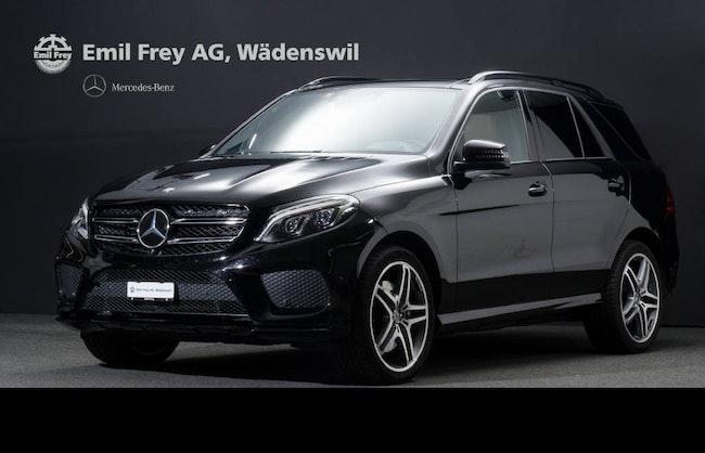 suv Mercedes-Benz GLE-Klasse GLE 500 V8