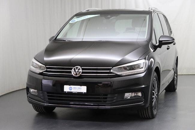 van VW Touran 1.4 TSI Highline DSG