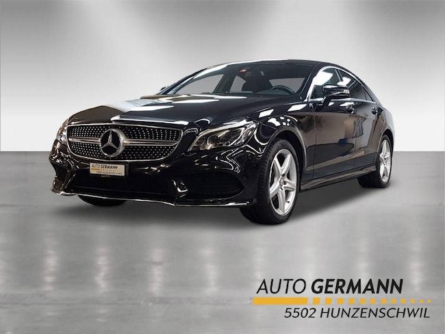saloon Mercedes-Benz CLS -Klasse C218 CLS 250 d 4matic