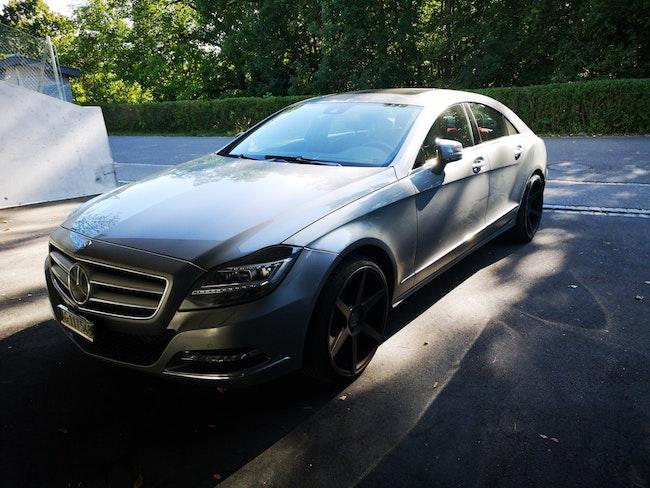 saloon Mercedes-Benz CLS 350 CDI BlueEF 4matic