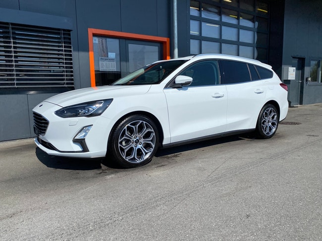 estate Ford Focus 2.0 TDCi Trend+ Automatic