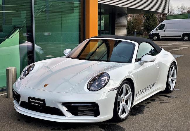 cabriolet Porsche 911 Carrera 4S Cabriolet