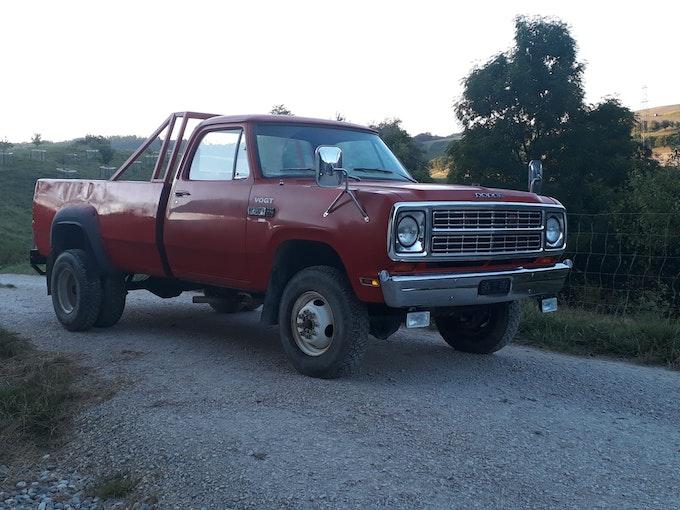 Dodge Power Wagon 34'000 km 13'999 CHF - kaufen auf carforyou.ch - 1