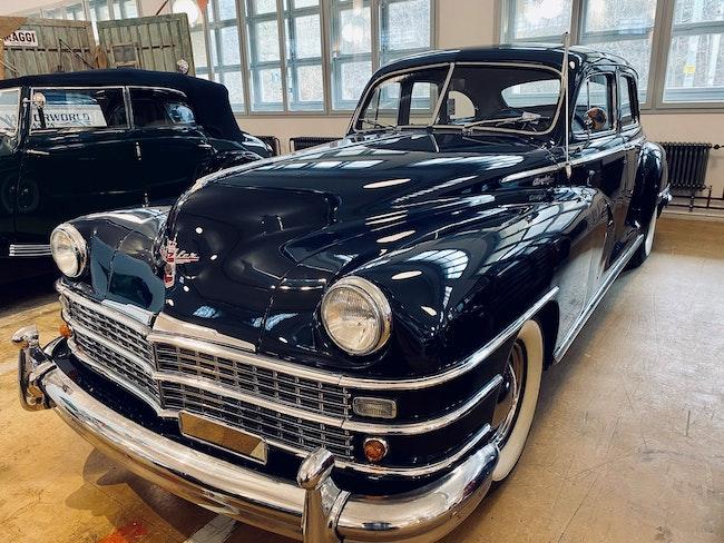 Chrysler New Yorker CHRYSLER NEW YORKER 78'000 km 48'500 CHF - acquistare su carforyou.ch - 1