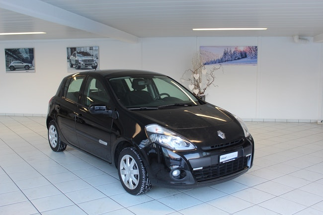 saloon Renault Clio 1.2 16V Collection