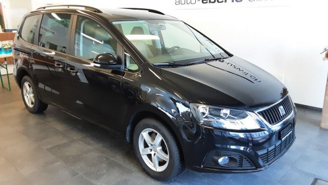 van SEAT Alhambra 1.4TSI Reference