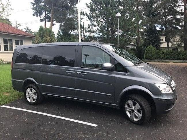 van Mercedes-Benz Viano 2.2 CDI Marco Polo Wagon