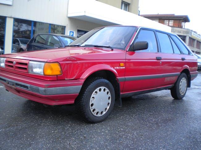 Nissan Sunny 1.6 SGX 4x4 Wg. 12V 132'500 km CHF4'000 - buy on carforyou.ch - 1