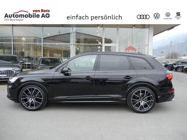 suv Audi SQ7 TFSI quattro tiptronic