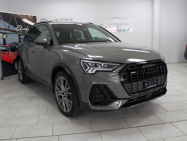 suv Audi Q3 45 TFSI quattro