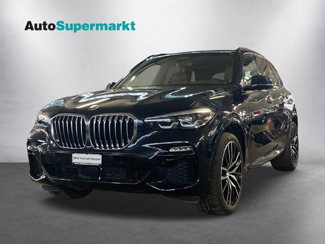 suv BMW X5 G05 40i xDrive SAG