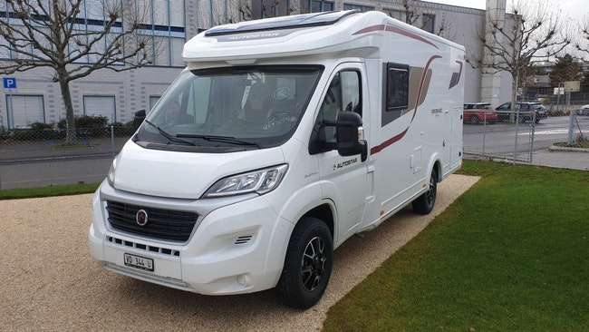 van Fiat Ducato Performance PC690LJ Lift