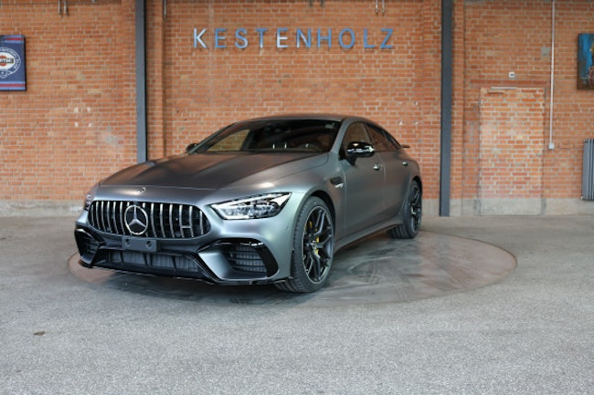 saloon Mercedes-Benz GT AMG GT 4 63 S 4Matic+