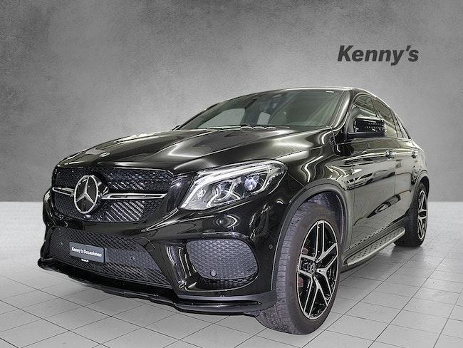 suv Mercedes-Benz GLE-Klasse GLE 350 d AMG Line Coupé