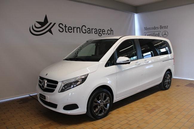 van Mercedes-Benz V-Klasse V 250 d 4M Trend kurz