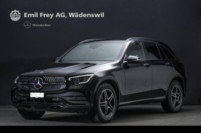 suv Mercedes-Benz GLC-Klasse GLC 300 d AMG Line 4m
