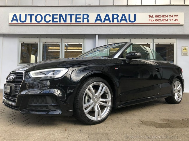 cabriolet Audi A3 Cabriolet 35 TFSI ´´S-Line´´ Sport S-tronic