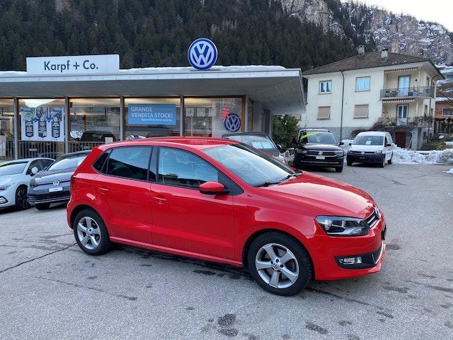 saloon VW Polo 1.6 TDI Highline