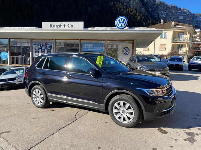 suv VW Tiguan 1.5TSI Evo Starter