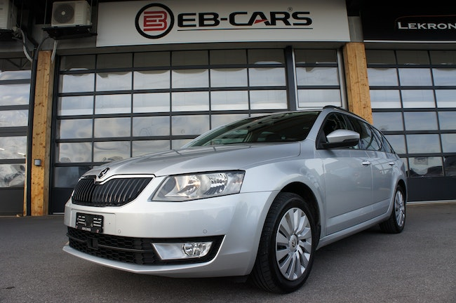 estate Skoda Octavia Combi 1.6 TDI Ambition