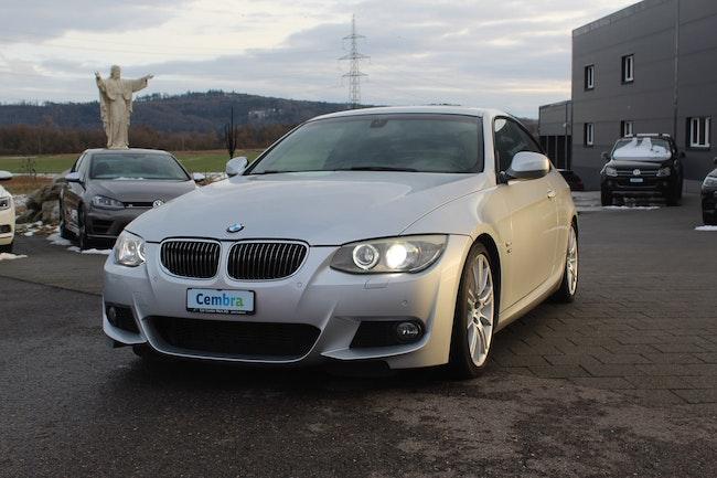 coupe BMW 3er 330d xDrive Coupé Steptronic