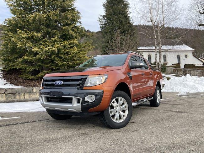 Ford Ranger DKab.Pick-up 3.2 TDCi 4x4 Wildtrak 90'000 km CHF27'999 - buy on carforyou.ch - 1