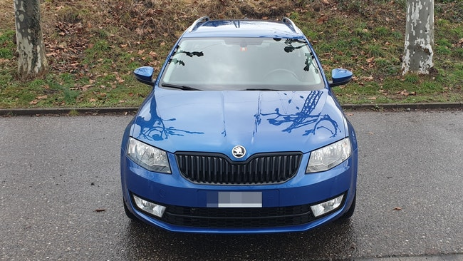estate Skoda Octavia Combi 1.8 TSI Ambition