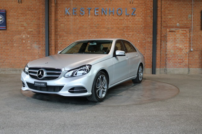 saloon Mercedes-Benz E-Klasse E 250 CDI Avgarde 4Matic