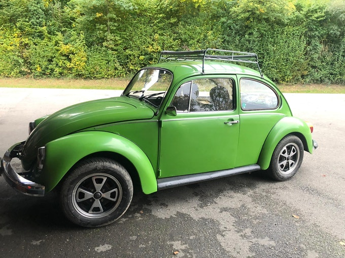 VW Beetle 49'700 km 9'800 CHF - buy on carforyou.ch - 1